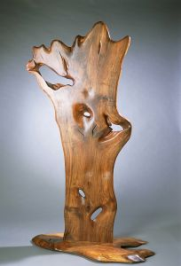 French Walnut Sculpture II