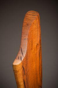 Walnut Sculpture-detail